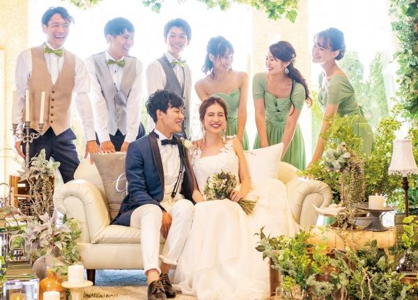 【まさに主役級❤卒花嫁さま大絶賛!】オシャレに着こなしたい花嫁さまにおすすめのドレス!