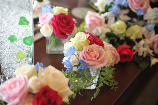 【コーディネートといわれても・・】お花打合せの巻。