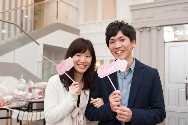 【式場見学レポート】プロポーズ☆大作戦!!