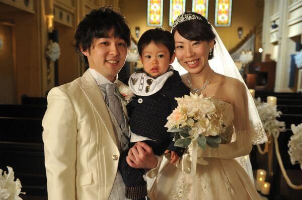 【パーティーレポート】パパとママと僕の結婚式❤
