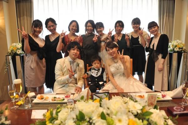 【パーティーレポート】続~パパとママと僕の結婚式~