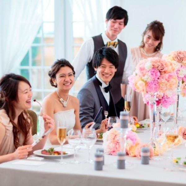 新潟県三条市 結婚式場 ピアザデッレグラツィエ パーティ