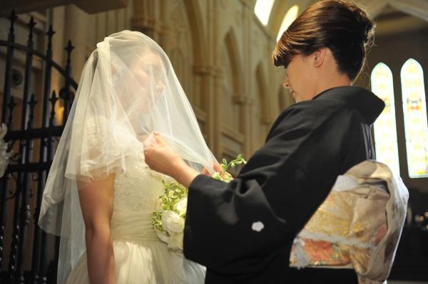 こだわって!【ドレスを引きたてる】花嫁ベールの選び方☆