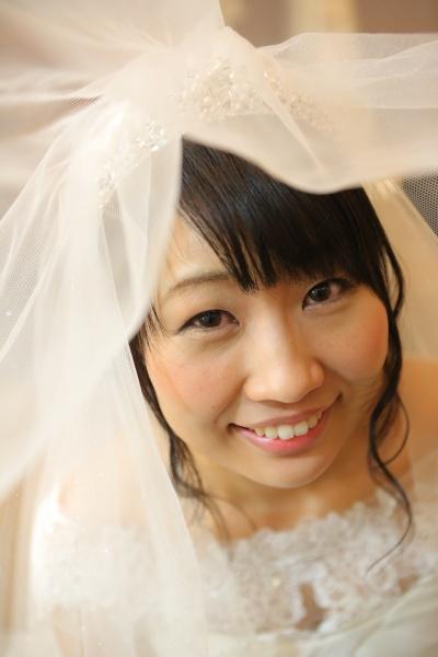 新潟県燕三条結婚式場 新婦