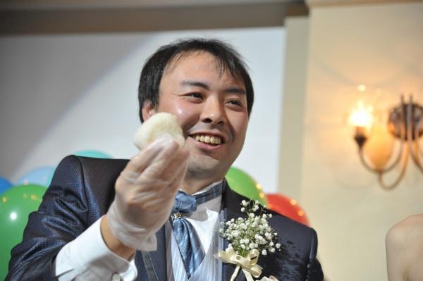 新潟県燕三条市結婚式場 演出