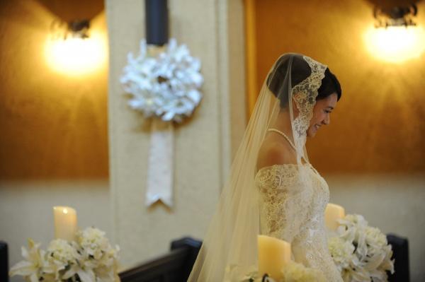 【ありがとう】という名の結婚式場☆荘厳な大聖堂編