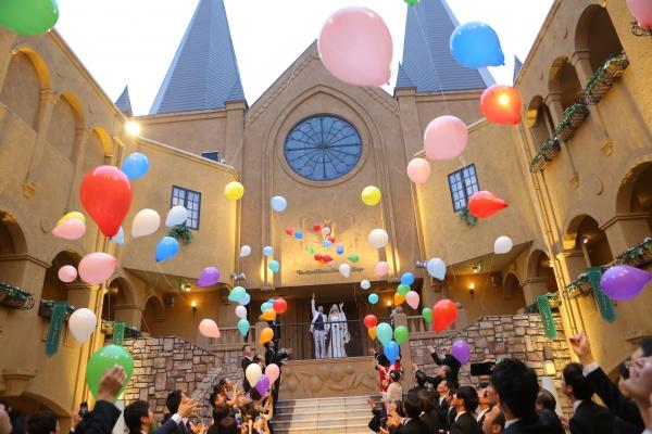 【結婚式におけるゲスト全員を笑顔にする魔法!】お子様ゲストも楽しく参加できる演出とは♪