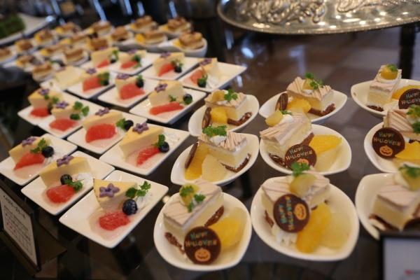 新潟県燕三条市 結婚式場 ウェディングパーティー デザート デザートブッフェ デザートビュッフェ 人気演出