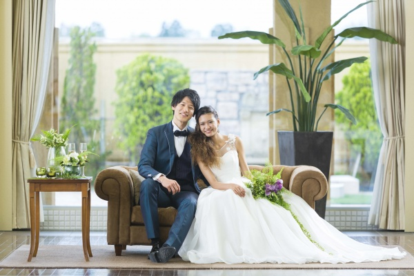 新潟県燕三条市 結婚式場 前撮りフォト ウェディングドレス ロケーションフォト