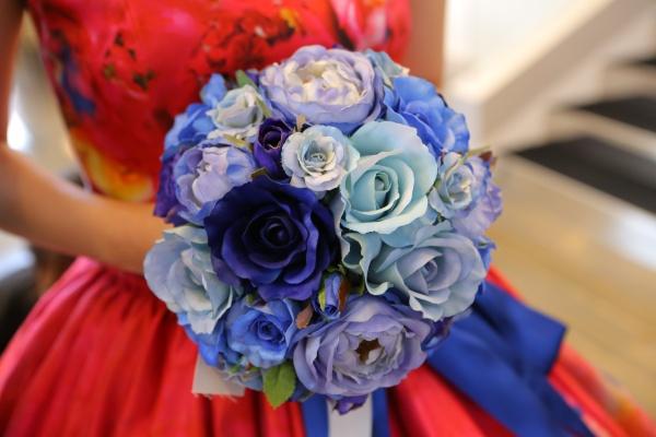 新潟県燕三条市 見附市 長岡市 結婚式場 ウェディングブーケ ブーケ パーティー