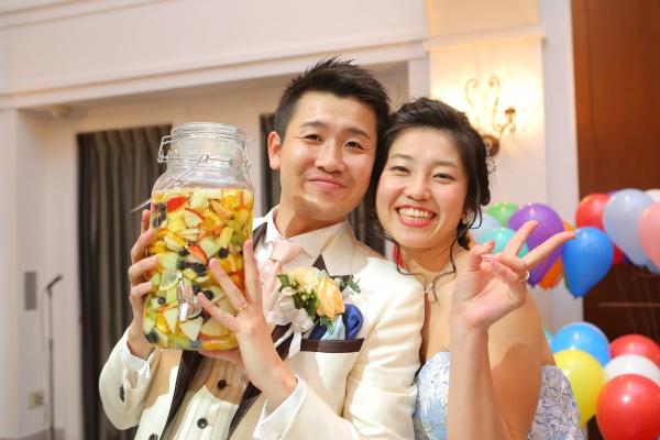 新潟県燕三条市 結婚式場 ウェディングレポート オリジナル演出
