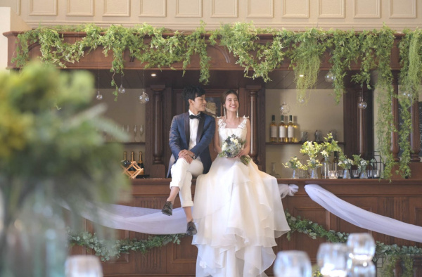 【卒❤花嫁さんから大絶賛のアフターセレモニーのご紹介♪】セレモニーに込められたロマンチックな意味もお伝えします