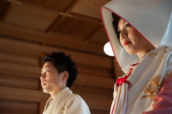 和装 和婚 紅白餅 新潟県燕三条市 結婚式場