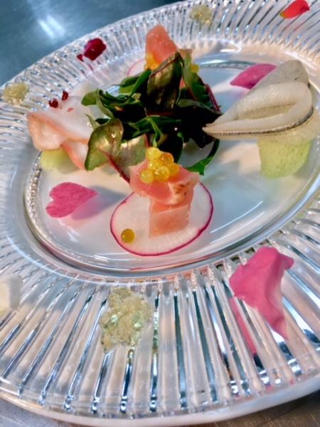 新潟県燕三条市 結婚式場 お料理 おもてなし オードブル