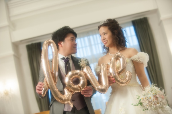 一度きりの結婚式だから【おふたりらしさ】を大切に!