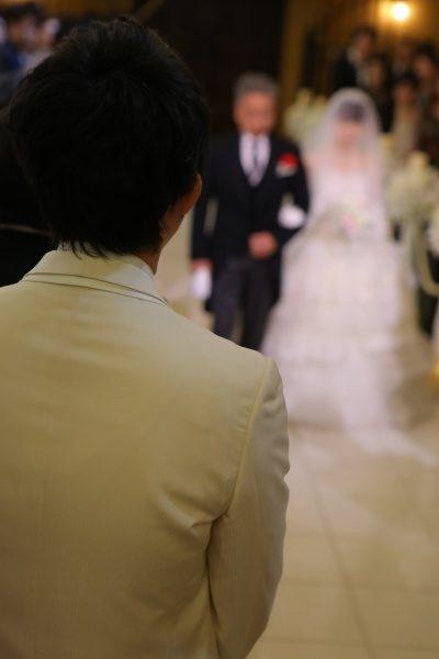 新潟県燕三条市 結婚式 感動 男泣き パーティー