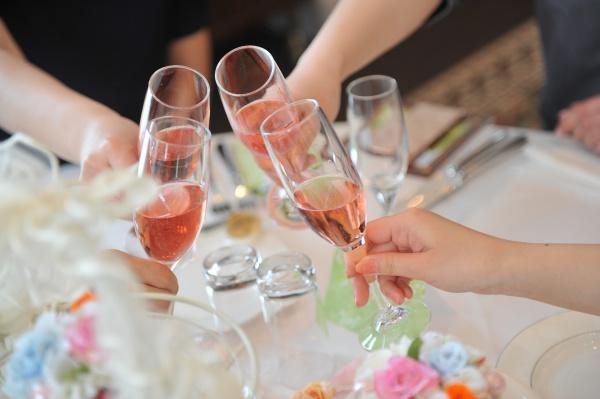 結婚式は【季節感を取り入れてオリジナル乾杯酒】で差をつけよう★
