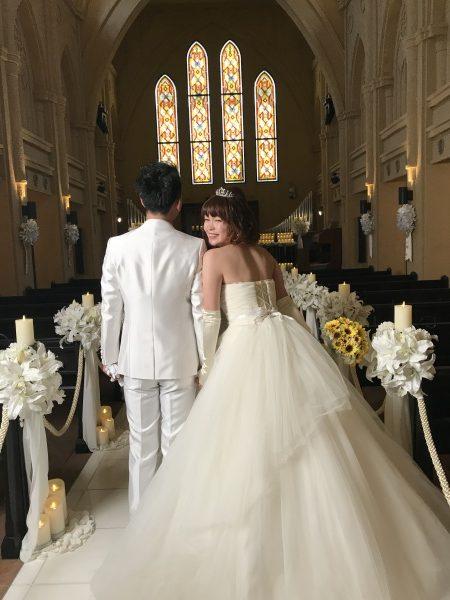 新潟県燕三条市 結婚式 お子様 パパママ婚 前撮り