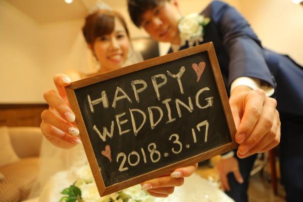 \花嫁DIY❤/結婚式ではテーマカラーを決める事もポイントです!