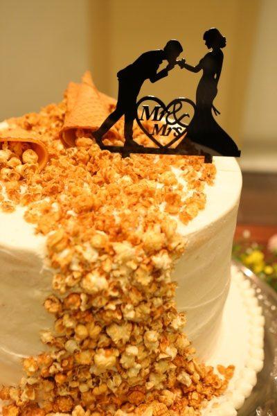 新潟市 三条市 燕市 長岡市 結婚式場 ウェディングケーキ