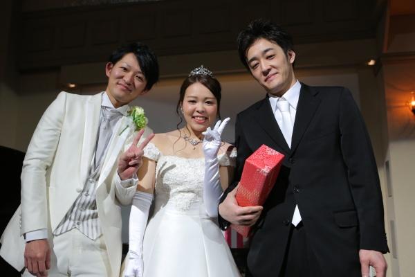 新潟県 三条市 結婚式場 ピアザデッレグラツィエ プレゼント