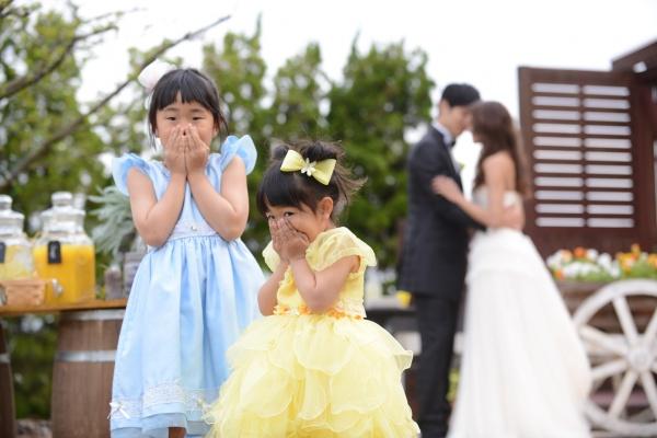 【幸せ倍増!ファミリーウェディング】「パパママ婚」お子様と一緒に結婚式を~