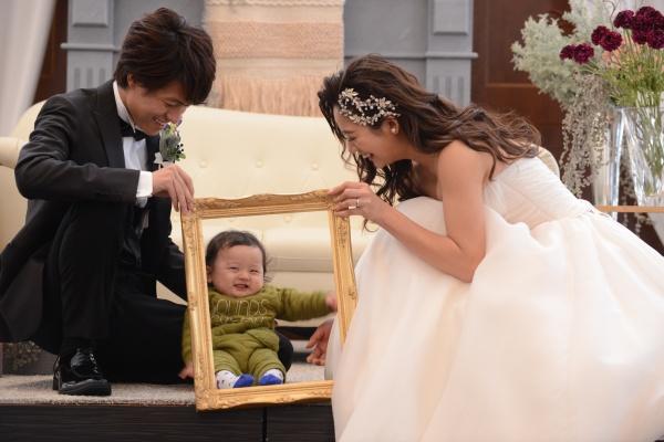 新潟県燕・三条市 結婚式場 チャペル 子供 前撮り マナー パパママ婚