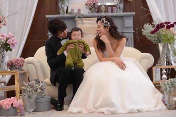 新潟県三条市 長岡市 燕市 結婚式場 子供 パパママキッズ婚