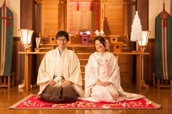 新潟市 三条市 燕市 長岡市 結婚式場 前撮り 写真 ウェディングフォト 白無垢 和装