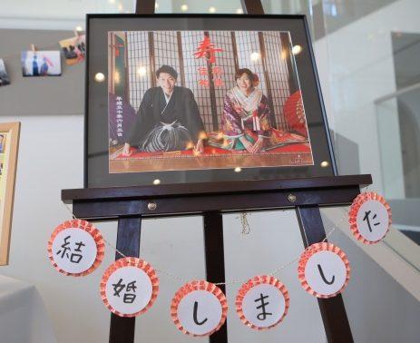 新潟県三条市 燕市 長岡市 結婚式場 前撮り 小道具 小物 ブライダルフォト 写真 ガーランド