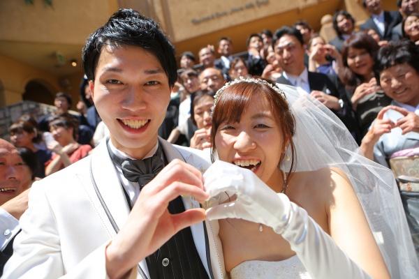 【パーティーレポート】笑顔が笑顔を呼ぶ!smilefull wedding!