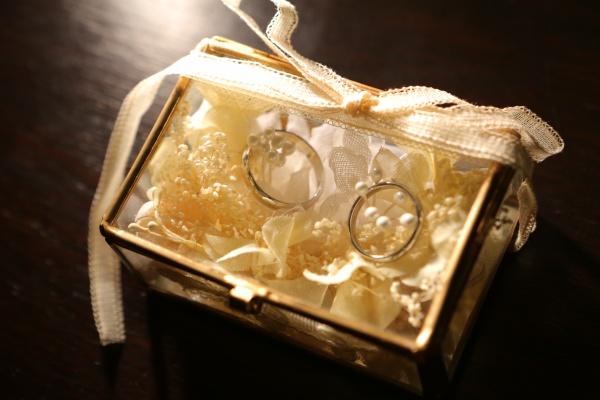 新潟県三条市 長岡市 燕市 結婚式場 リングピロー 小物 指輪
