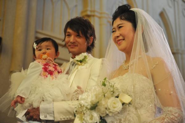 \パパママキッズ婚❤お子さんも一緒に幸せになれる結婚式/可愛さ溢れるチャペル挙式編♪