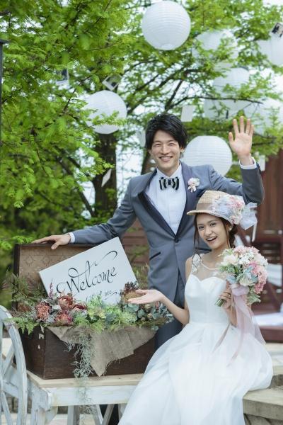 新潟県三条市 燕市 長岡市 結婚式場 ウェルカムパーティー 演出 おもてなし ブライダルフェア