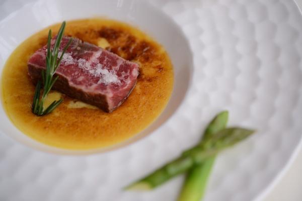 新潟県三条市 燕市 長岡市 結婚式場 料理 肉料理 おもてなし