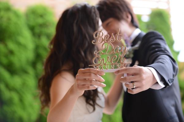 【雨の結婚式・・じつは幸せの証だったんです!】雨でもポジティブになれる理由を教えちゃいます♪