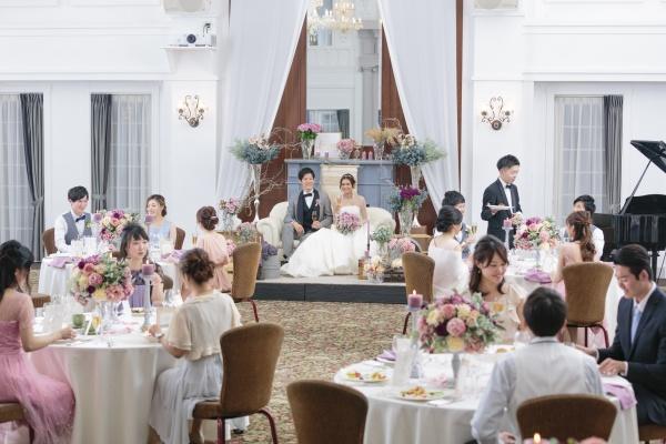 \ゲストがよろこぶ3つのポイント!/出席して良かったと思ってもらえる結婚式♪