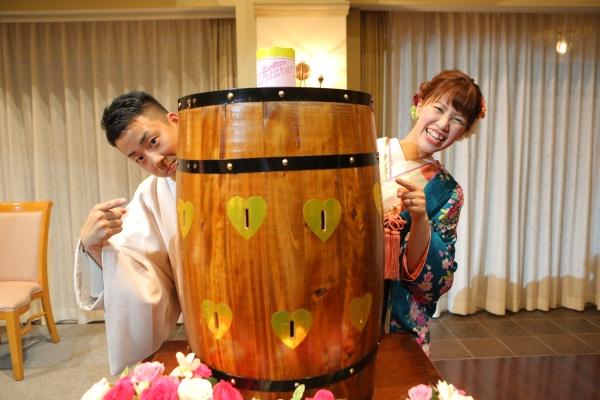 新潟県 三条市 結婚式場 ピアザデッレグラツィエ 演出