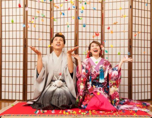 新潟県三条市 燕市 長岡市 結婚式場 打掛 和装 大人花嫁 美花嫁