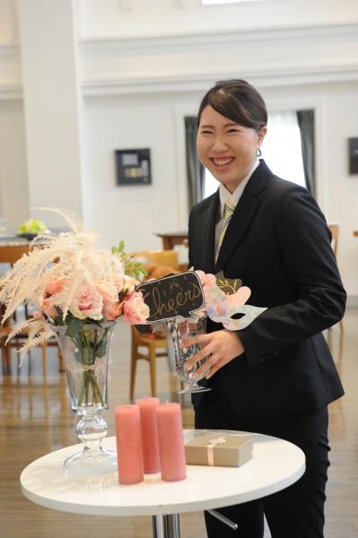 新潟県三条市 燕市 長岡市 結婚式場 ウェディングプランナー チーム 少人数婚 家族婚
