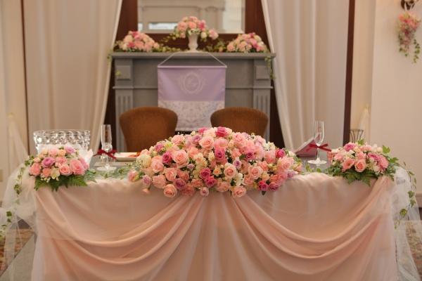 【おしゃれ高砂装花コーディネート✿】グラツィエの卒花嫁の実例集♪