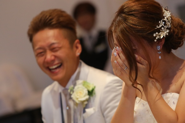 【結婚式場スタッフも感動!!】超おすすめ感動演出BEST3!