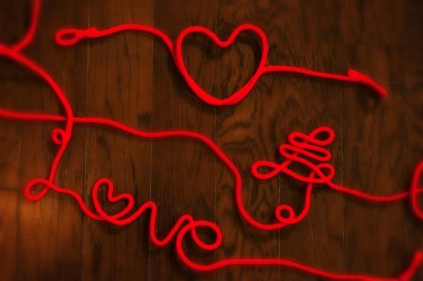 新潟県三条市 燕市 長岡市 結婚式場 前撮り 小道具 小物 ブライダルフォト 写真 赤い糸
