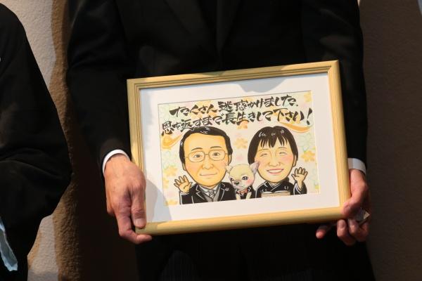 新潟県三条市 新潟市 長岡市 結婚式場 両親記念品 花束 花言葉 家族
