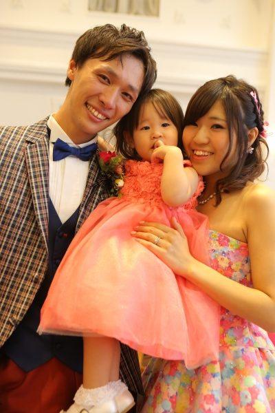 新潟県三条市 燕市 長岡市 結婚式場 ほっこりウエディング パパママキッズ婚