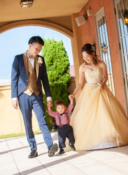 新潟県三条市 燕市 長岡市 結婚式場 前撮り こども