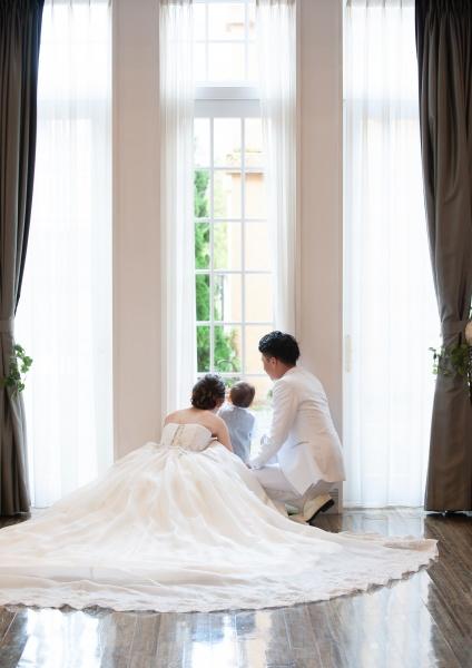 新潟県三条市 燕市 長岡市 結婚式場 前撮り こども 少人数婚 家族婚