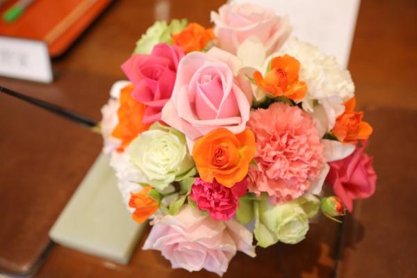 新潟県三条市 燕市 長岡市 結婚式場 新潟市 装花 カルロ