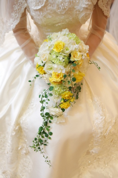 新潟県三条市 燕市 長岡市 結婚式場 新潟市 花嫁 ウェディングドレス ブーケ