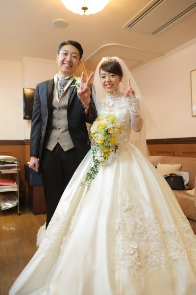 新潟県三条市 燕市 長岡市 結婚式場 新潟市 花嫁 ウェディングドレス